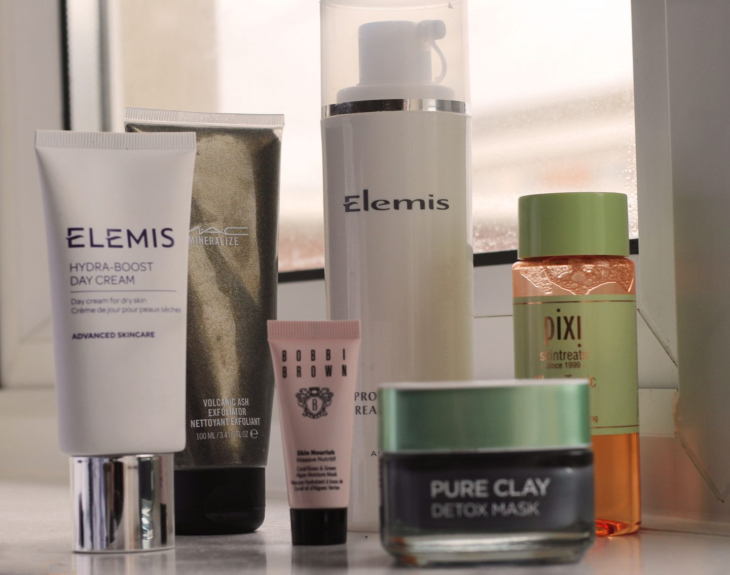 Night out skincare routine