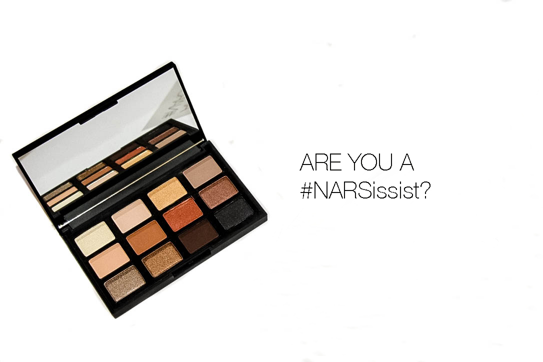 NARS Narsissist Loaded Palette – Review