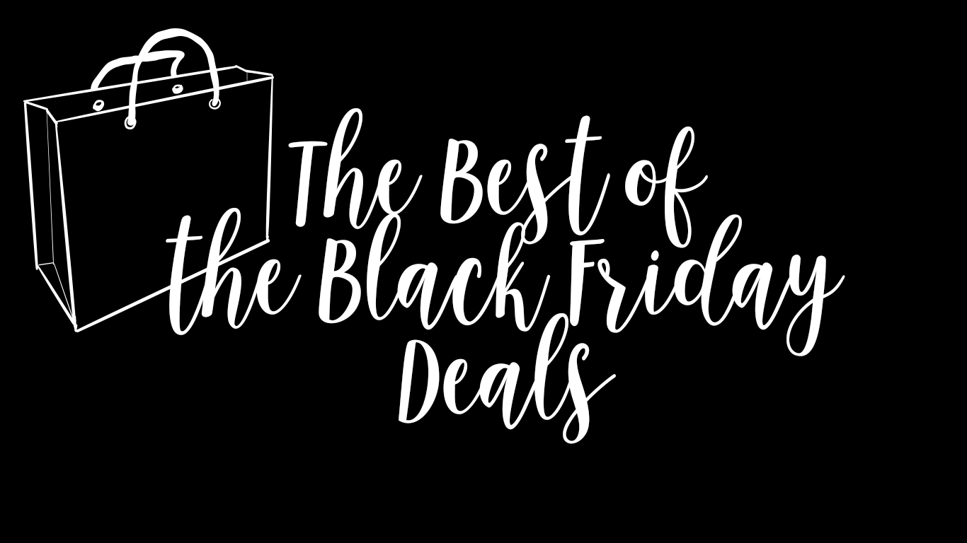 The Best 2017 Black Friday Deals