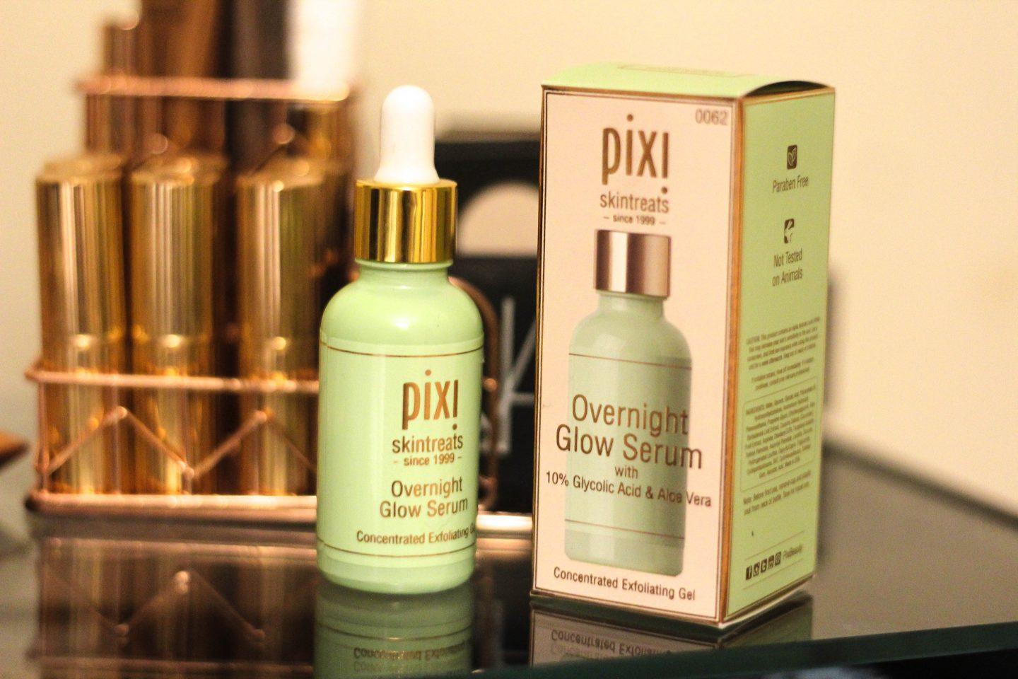 Pixi Overnight Glow Serum Review